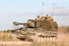L131 armoured self-propelled artillery AS-90 (NTG1 pictures) Tags: l131 armoured selfpropelled artillery as90