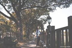 YNL_9057 (彥男爵) Tags: 少女 girl ruins 廢墟 秋 autumn