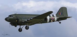 BBMF Douglas C-47 Dakota