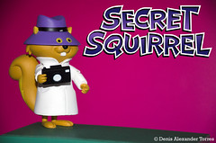 El Inspector Ardilla - Secret Squirrel (VISION TORRES) Tags: secretsquirrel inspector inspectorardilla ardilla squirrel hannabarbera jazwares toy actionfigure figuradeacción collectable collectibles cartoon