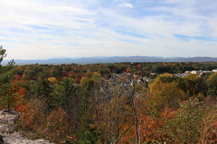 Ethan Allen Tower (robincagey) Tags: vermont newengland autumn fall october foliage ethanallenpark tower peak scenic burlington