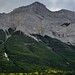A View of the Rugged and Layered Peaks of Mount Rundle (Banff National Park)