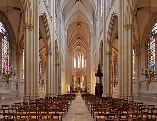 Basilique Sainte-Clotilde - Paris