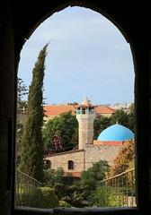 Mosque in Byblos (Jbeil, جبيل), Lebanon (Frans.Sellies) Tags: img2765 lebanon byblos jbeil mosque libanon جبيل لبنان