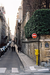 119 Quai d'Anjou & rue Saint-Louis en l'Île CNV00018a