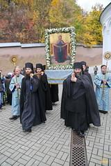 101. Покров Божией Матери в Лавре 14.10.2017