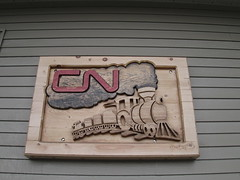 (Railroad Rat) Tags: british colubia canada province moniker graffiti markal art culture freight railroad cn north west sea side weed old growth swampy rainforest hop hobo jungle catch intermodal 48 bucket caddy steel all colours beautiful ramble