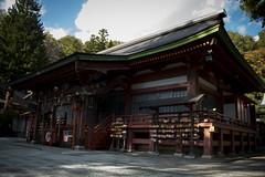0378 (Shota Fukuda) Tags: 日本 japan 岩手県 遠野 神社 shintoshrine 遠野郷八幡宮