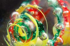 Macro Mondays - Spiral Theme (sephrocker) Tags: macromondays spiral bubbles swirl color blur depthoffield