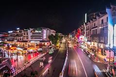 _DSC2899 (axxonlive) Tags: yangshuo west street china travel night crowd