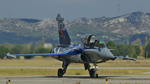Dassault Rafale C / Rafale Solo Display - Armée de l'Air / 4-GL