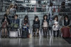 Girls just wanna have fun (karinavera) Tags: photography urban ilcea7m2 japan street tokyo trainstation people women