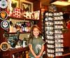 Violet is Estatic that Halloween is tomorrow! (Lynn English) Tags: violet applehollar halloween shop