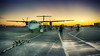 From Dawn until Dusk (flashfix) Tags: october262017 2017inphotos victoria bc canada britishcolumbia plane tarmac people morning dawn earlymorning yyj lines sunrise aircanada boarding oneplus3 cellphonephotography flashfix flashfixphotography
