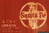 """All The Way"" (jamesbelmont) Tags: boxcar santafe williams arizona atsf weathering graphics"