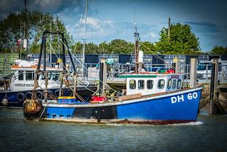 Rye Harbour, Sussex