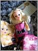 Dolly Stationery (Brani's fashion dolls) Tags: stationery sindy barbie