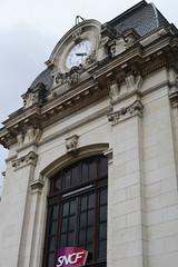 Départ gare Saint-Jean