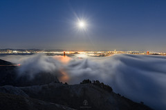 Bad Moon on the Rise (rootswalker) Tags: lowfog fullmoon goldengatebridge sanfrancisco marinheadlands longexposure moonlight distagont2821 carlzeiss21mm nikond810 carlzeiss