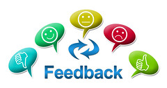 Feedback with Colourful Comments Symbol (jennypitula) Tags: feedback comments icons presentation blue green red background excellent mark opinion rating survey criticism score face smiley advice thumb up down neutral smile sad discussion business corporate reviews response respond image design graphic text sign symbol icon element concept conceptual brochure web site website colourful colorful india