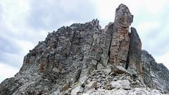 Na przełęczy Amarati Nest 3369m. (Tomasz Bobrowski) Tags: wspinanie mountains gruzja kaukaz góry amaratinest tetnuldi caucasus georgia climbing