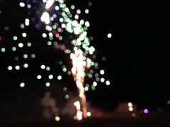 Fireworks (thechelseagrin) Tags: fireworks fourthofjuly summer upper peninsulakeweenaw peninsula michigan