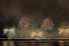 MERSEY GATEWAY FIREWORS (BigAl7) Tags: mersey gateway bridge fireworks widnes