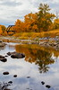 Still Waters (stevenbulman44) Tags: bridge stillwaters reflection autumn fall landscape color sky canon 2470f28l filter polarizer park tree forest outdoor stone