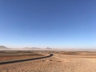 Namib Desert Landscape Near Sossusvlei Namibia South Western Africa - EXPLORE
