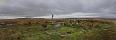40/52: The Summit of Great Hill, Lancashire (nickcoates74) Tags: 52weeks 52 lancashire westpenninemoors greathill moorland moor moors heapeymoor affinityphoto panorama sony a6000 ilce6000 epz1650f3556oss sel1650
