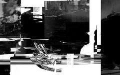 Pressure (skurdonee) Tags: skurdone skurd abstract art painting digital digitalpainting error fragment black blackandwhite disorder newways