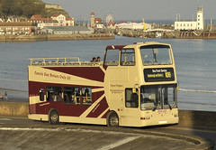 A10EYD Scarborough & District 881 (martin 65) Tags: scarborough yorkshire north opentop east plaxton president public road transport group vehicle bus buses a10eyd