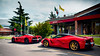 Aperta or Coupe? (Stingray01) Tags: car cars canon city maranello fastcar fast ferrari v12 hypercar hybrid laferrari aperta laferrariaperta carbon carphoto supercar sportcar super amazing street speed special summer spring sigma 35mm 2017 autumn italy red motorsport