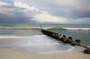 """This..."" (Photography by Sharon Farrell) Tags: seascape beachscape ocean seafoam seawaves seaandsand seaskyandsand pilings jetty holgate holgatenj holgatenewjersey lbi longbeachisland longbeachislandnj longbeachislandnewjersey jersey newjersey downtheshore jerseyshore rainbow"