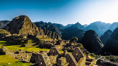Machupicchu, Cusco, Peru. (Valter Patrial) Tags: cuzco peru pe machu picchu machupicchu cusco montanhas mountains montanha mountain land landscapes light sun inexplore