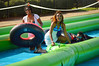 Trying to get up can be fun (radargeek) Tags: slidethecity 2016 waterslide summer sunglasses