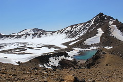 Emerald Lakes / Tongariro Alpine Crossing