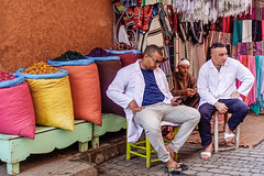 1709_Marokko-160.jpg (ubullerdieck) Tags: kegelclub marokko marrakesch gewürze reisen handel