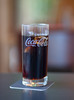 Cold Coca Cola (William Jenkin) Tags: cola cold coca glass restaurant bokeh canon 5d usm 85mm 18 advertisement object drink soft