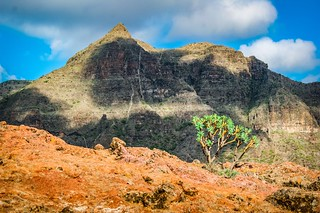 Canary Islands Mountain Cloud - Sky Sky Scenics Nature Beauty In Nature Tranquility Tranquil Scene Non-urban Scene Physical Geography Geology Landscape Canary Islands Canarias Tenerife Tenerife Island Rock Formation Day Outdoors Rock - Object Mountain Ran