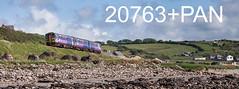 robfrance5d2_20763_20764pan_030617_x153307_x156487_mossbay_workington_2c43_nt_edr16lr6pse15weblowres (RF_1) Tags: 153 153307 156 156487 2017 arriva brel britain britishrailengineering britishrailengineeringltd class153 class156 cumbria cumbrian cumbriancoast cummins cumminsnt855r5 db deutschebahn dieselmultipleunit dmu england franchise harrington leylandbus localtrain localtrains metrocammel mossbay northern northernengland northernrail passengertrain publictransport rail rails railway railways rural sprinter stoppingtrain stoppingtrains supersprinter train trains transport travel traveling uk unitedkingdom westmorland workington