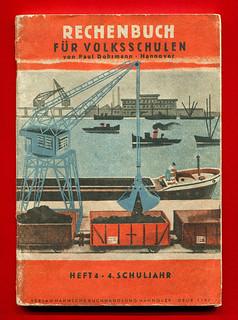Rechenbuch für Volksschulen,Titelbild