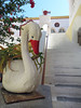 Panormitis Monastery | Swan & Stairs (Toni Kaarttinen) Tags: greece griechenland grecia grèce grécia ελλάδα elláda ἑλλάσ hellás dodecanese island greek city holiday vacation summer summerholiday symi syme simi σύμη excursion boattrip daytrip sea adrian panormitis monastery panormitismonastery swan