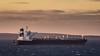 Houston @ Sunrise (MBDGE 1Million+Views) Tags: tanker houston vlcc oil cargo shiptoship scotland sea ship sky sun vessel scapaflow northernisles north water wave waves wind winter autumn
