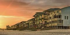 Miramar Beach (ArmyJacket) Tags: miramarbeach destin florida northflorida gulfofmexico beach beachfront homes houses sunset sky dusk sand