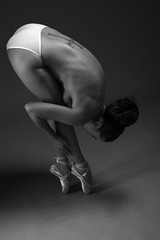 Tuck and Toes (David Blandford photography) Tags: elle black fareham studio blured vision group photoshoot model
