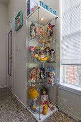 Mayra Galland Custom Dolls Workspace