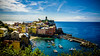 Puerto pesquero de Vernazza, Cinque Terre (pepoexpress - A few million thanks!) Tags: nikon nikkor d750 nikond750 nikond75024120f4 24120mmafs pepoexpress vernazza liguria italy sea mar boats city sky skyline skyarchitecture
