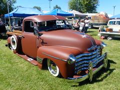 Best truck award (bballchico) Tags: awardwinner chevrolet pickuptruck lowrider 1950 chevrolet3100 hectorangulo billetproof carshow unitedclassicscc