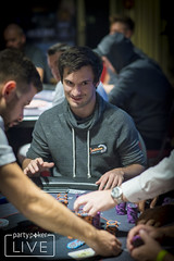 D8A_6683 (partypoker) Tags: partypoker live grand prix vienna austria montesino main event day 2